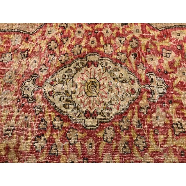 Bellwether Rugs Distressed Look Vintage Turkish Oushak Area - 4'x6' - Image 5 of 11