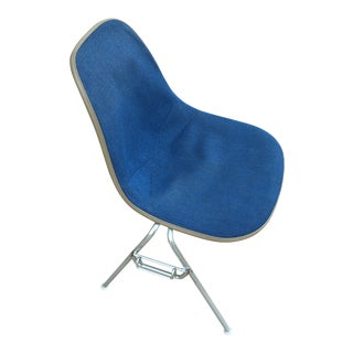 1970s Vintage Eames for Herman Miller Molded Fiberglass Shell Chair For Sale