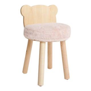 Nico & Yeye Fuzzy Baba Bear Kids Chair I For Sale