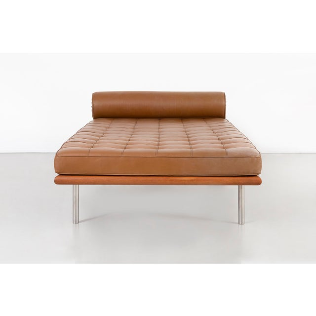 1970s Mies Van Der Rohe Barcelona Couch for Knoll For Sale - Image 5 of 11