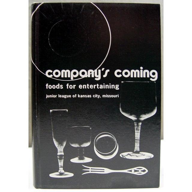 Company's Coming Kansas City Jr League Cook Book - Image 2 of 9