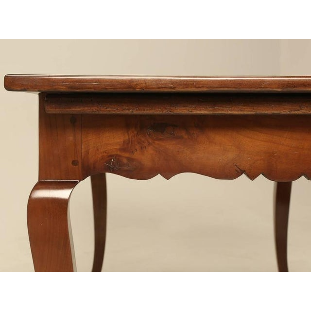Late 19th Century Antique French Dining Table For Sale - Image 5 of 10