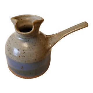 Byron Temple Studio Pottery Creamer