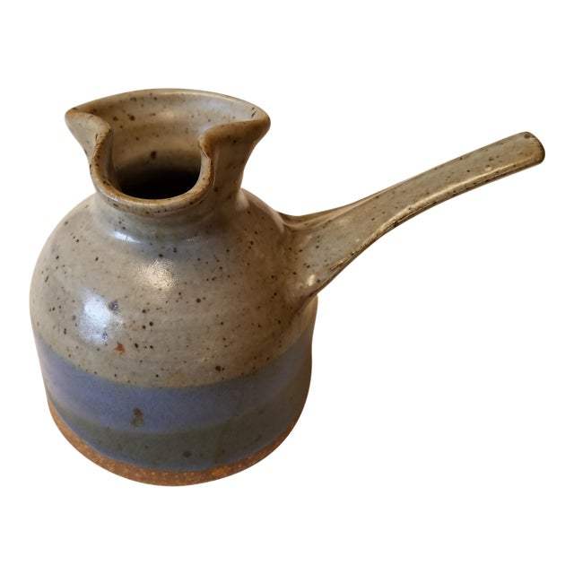 Byron Temple Studio Pottery Creamer For Sale