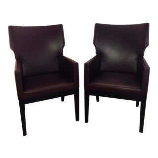 Liaigre Barbuda Arm Chairs - a Pair