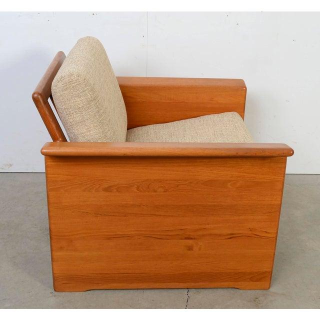 Danish Modern Tarm Stole Mid-Century Danish Modern Teak Chair For Sale - Image 3 of 7