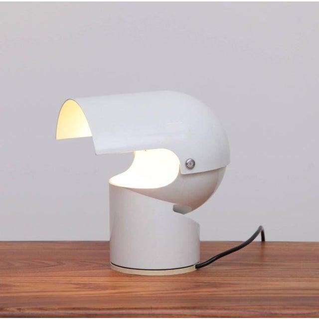 Italian Pileino Lamp by Gae Aulenti Ed. Artemide, 1972 For Sale - Image 3 of 6