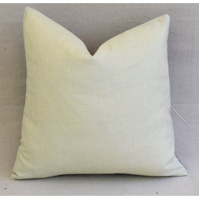 Dapper Rooster Feather/Down Pillow - Image 5 of 6