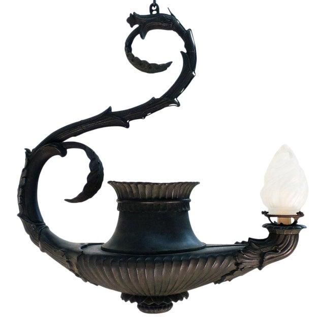 Napoleon III Period Light Fixture For Sale