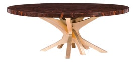 Image of Ebony Dining Tables