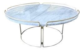 Image of Hollywood Regency Side Tables