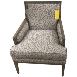 Schumacher Chanaux Armchair For Sale