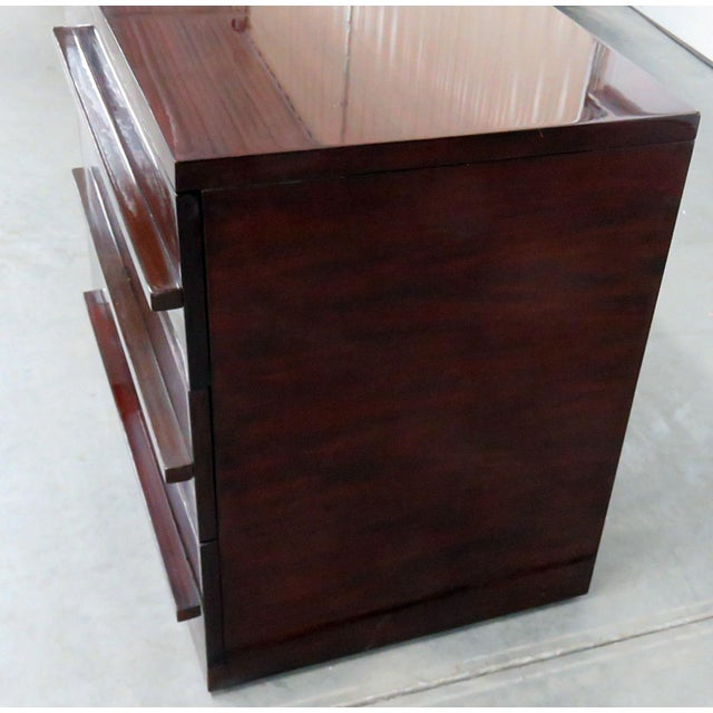 Late 20th Century Ralph Lauren Contemporary Nightstand For Sale - Image 5 of 8