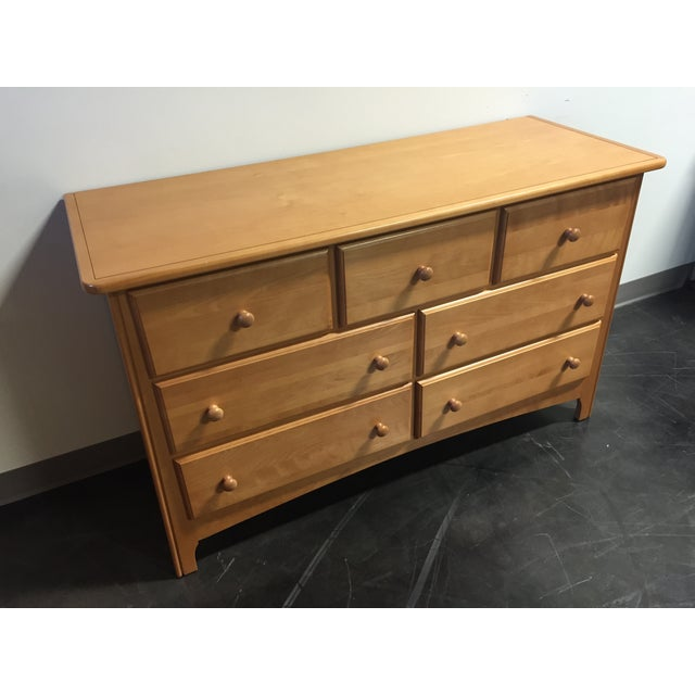 made chest antique of in ragazzi dresser mission maple canada vintage drawers bassett wood tall drawer kids style