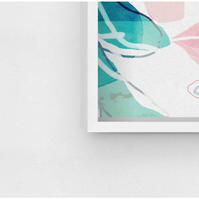 "Not Yet Made - Made To Order Oliver Gal Medium 'Meghan ' Framed Art 18"" x 26"" For Sale - Image 5 of 7"