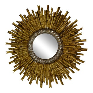 Sunburst Mirror For Sale