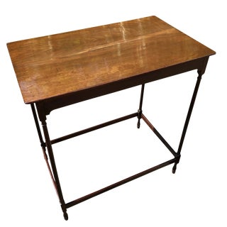 18th Century George III Mahogany Spider Leg Table For Sale