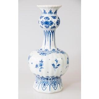 Large Delft Dutch Faience Knobble Vase Preview
