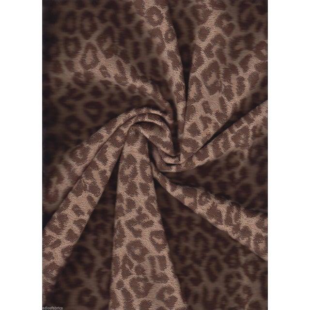 Kravet Explorations Indoor/Outdoor Cheetah Print in Cocoa - 18.5 Yards - Image 2 of 2