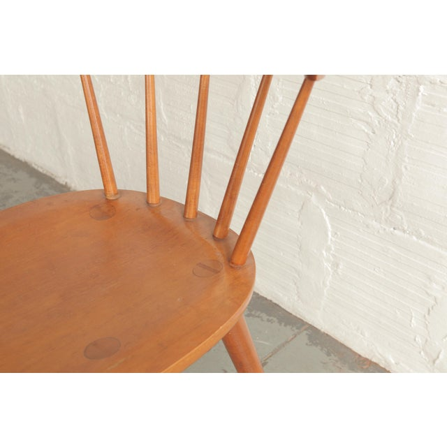 Mid-Century Modern Vintage Mid Century Paul McCobb Planner Group Dining Chairs- a Pair For Sale - Image 3 of 6