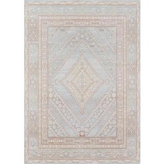 Momeni Isabella Ranbir Blue 4' X 6' Area Rug For Sale