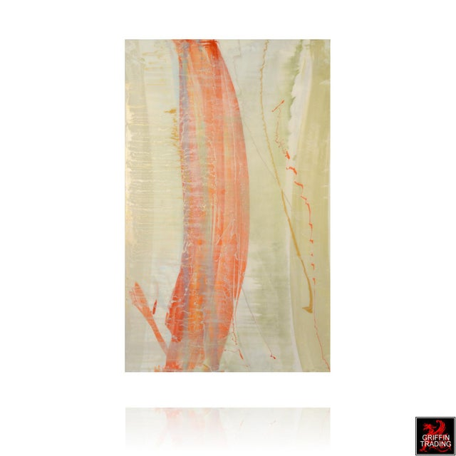 Abstract Untitled Abstract Painting 7453 For Sale - Image 3 of 6