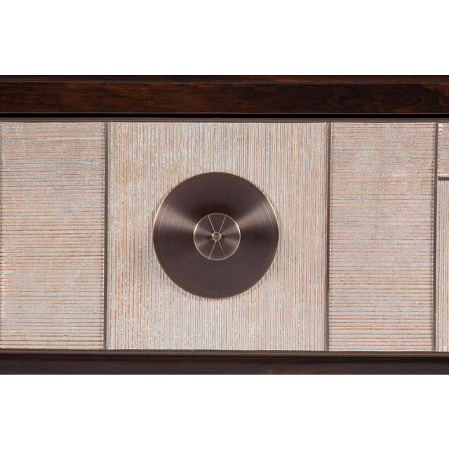Art Deco Single Drawer Entry Console For Sale - Image 3 of 7