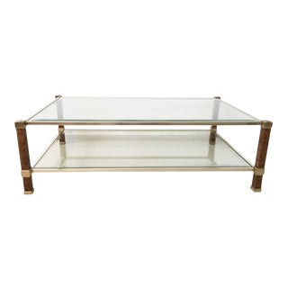 Rare Pierre Vandel Rectangle Coffee Table, 1970s. ***SALE 50%***