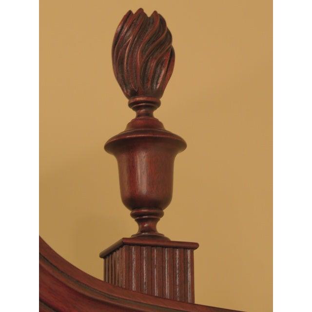 Henkel Harris Mahogany Welford Corner Cabinet - Image 5 of 11