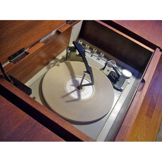 KLH Vintage 1960 KLH 20 Twenty Plus Hi Fi Turntable For Sale - Image 4 of 5