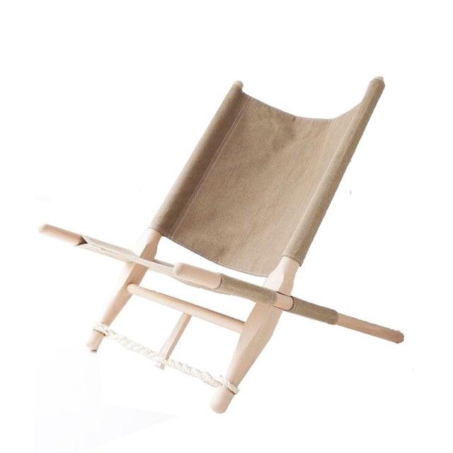 Ole Gjerløv-Knudsen Ogk Safari Chair For Sale - Image 4 of 6