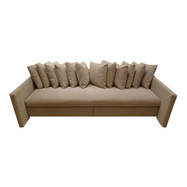 Large Joe D\'Urso Lounge Sofa for Knoll