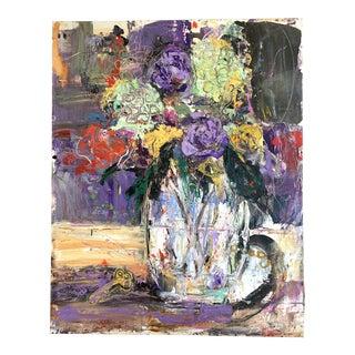 Modern Floral by JJ Justice For Sale