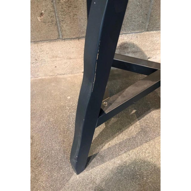 2010s Tom Dixon Offcut Stool Grey For Sale - Image 5 of 7