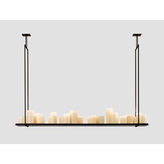 """Holly Hunt """"Altar"""" Hanging Light For Sale In Los Angeles - Image 6 of 9"""
