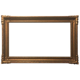 Antique American Arts & Crafts Art Nouveau Picture Frame For Sale