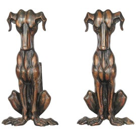 Image of Copper Fireplace Accessories