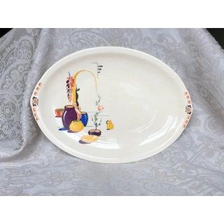 Paden City Pottery Southwestern Mexico Transferware Design Platter Preview