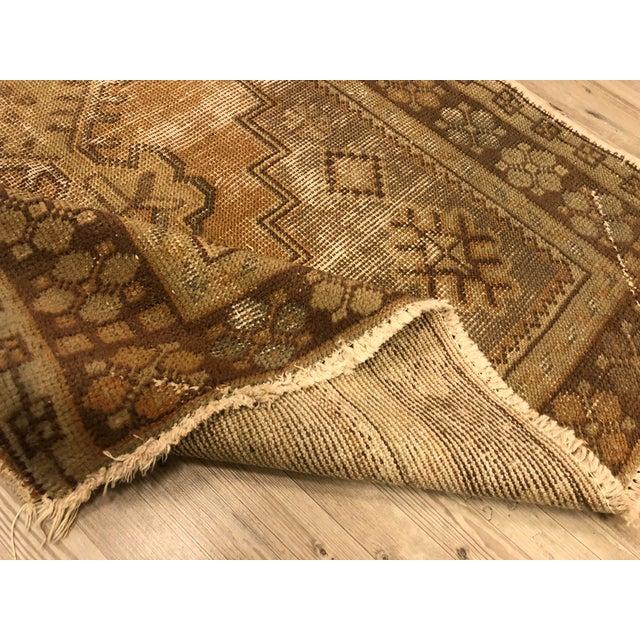 Turkish Anatolian Handmade Oushak Rug For Sale - Image 4 of 11