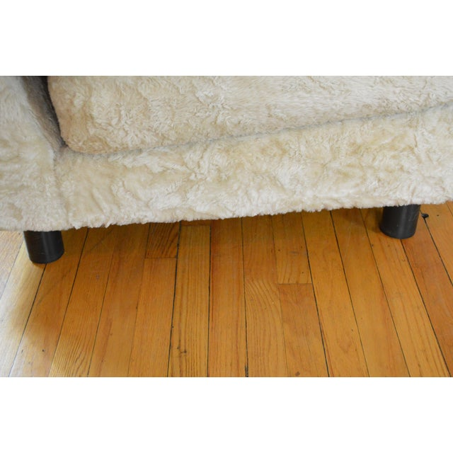 White Amazing Milo Baughman Mid Century Modern Sectional Pit Sofa For Sale - Image 8 of 10