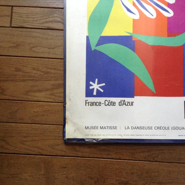 Matisse 'La Danseuse Creole' Poster - Image 5 of 6