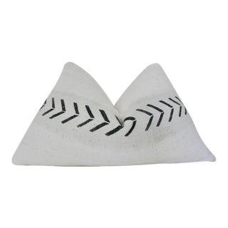 Tribal Mali Organic Hand-Spun Pillow For Sale