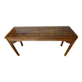 Sofa Table, Hall Table, Chinese Altar Table, Entranceway Table. Early 1900s. For Sale