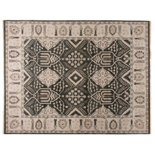 Stark Studio Rugs Traditional New Oriental 100% Wool Rug - 8′1″ × 10′2″ For Sale