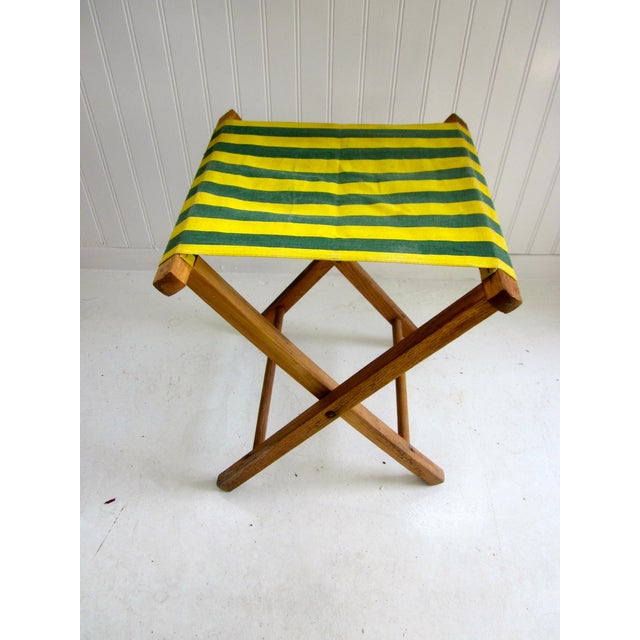 Folding Wood Camping Stool For Sale In Phoenix - Image 6 of 6