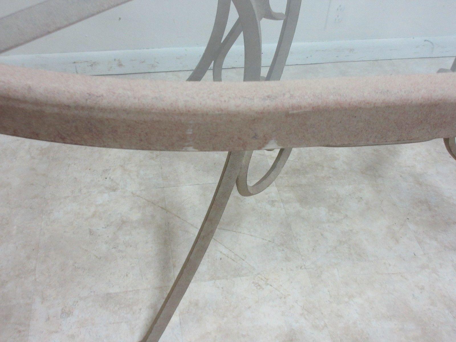 Woodard Landgrave Cast Classics Aluminum Outdoor Dining Table Chairish