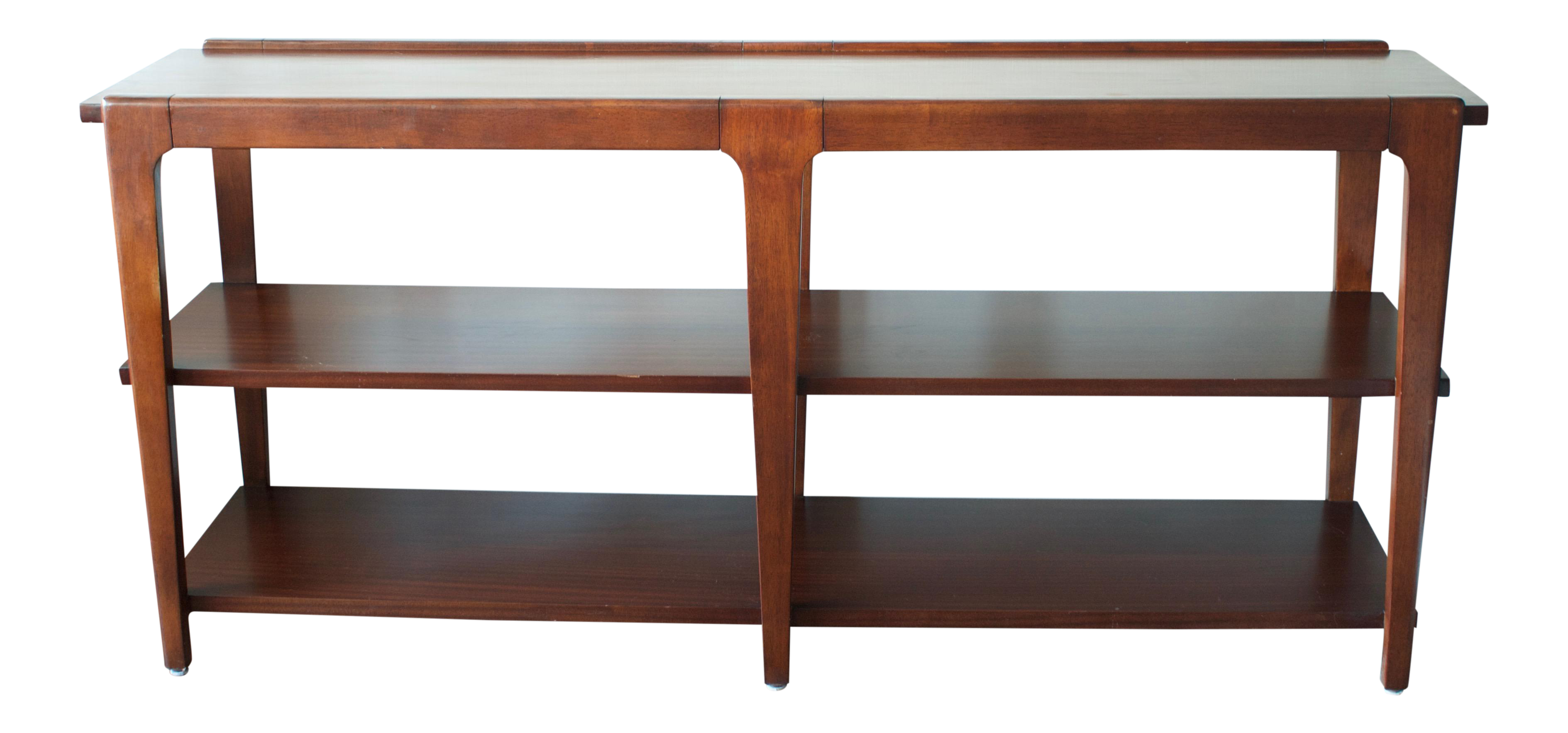 Mitchell Gold + Bob Williams Rosewood Console Table