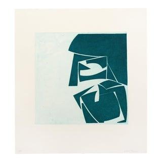"Joanne Freeman ""Covers 3 Viridian"" Print For Sale"