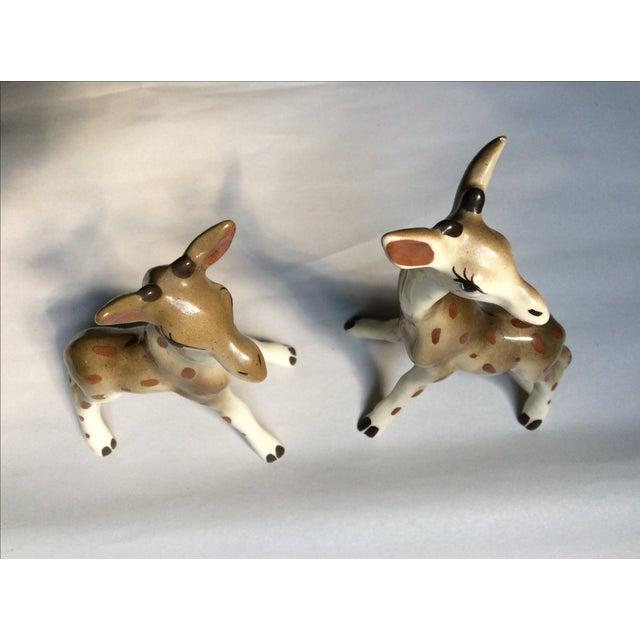 Giraffe Figurines - A Pair - Image 7 of 8