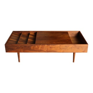 Milo Baughman Coffee Table for Glenn of California Circa 1955 For Sale